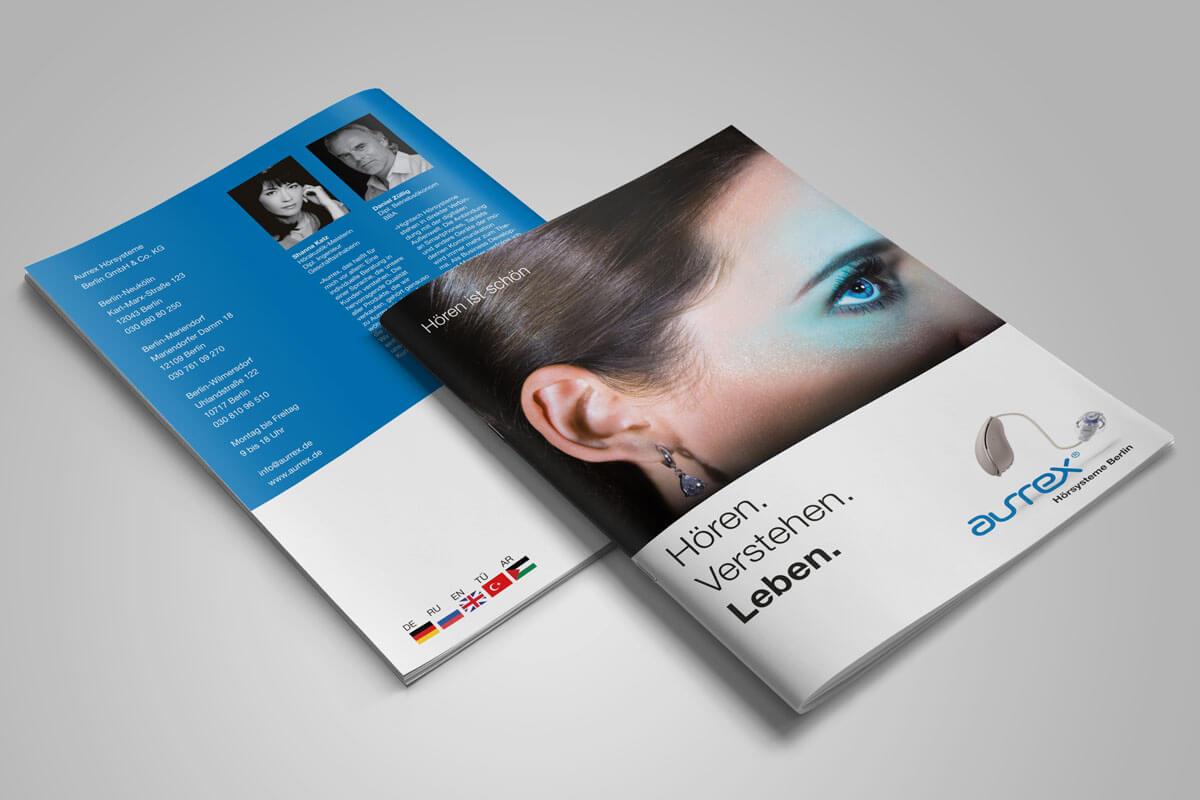 Katalog erstellen lassen Berlin Grafiker Berlin Grafikdesigner Berlin Grafikbüro Berlin Werbeagentur Berlin projekt aurrex