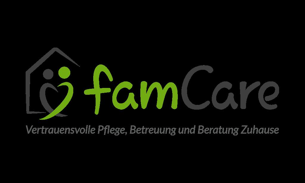 Logo Design Berlin Logo erstellen lassen Logo Designer Werbeagentur Grafiker Berlin famCare