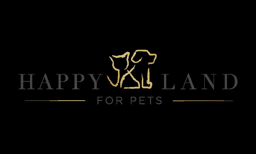 Logo Design Berlin Logo erstellen lassen Logo Designer Werbeagentur Grafiker Berlin Happy Land for Pets