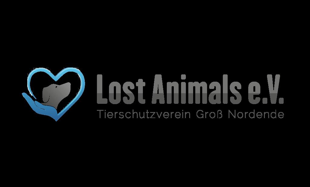 Logo Design Berlin Logo erstellen lassen Logo Designer Werbeagentur Grafiker Berlin Lost Animals