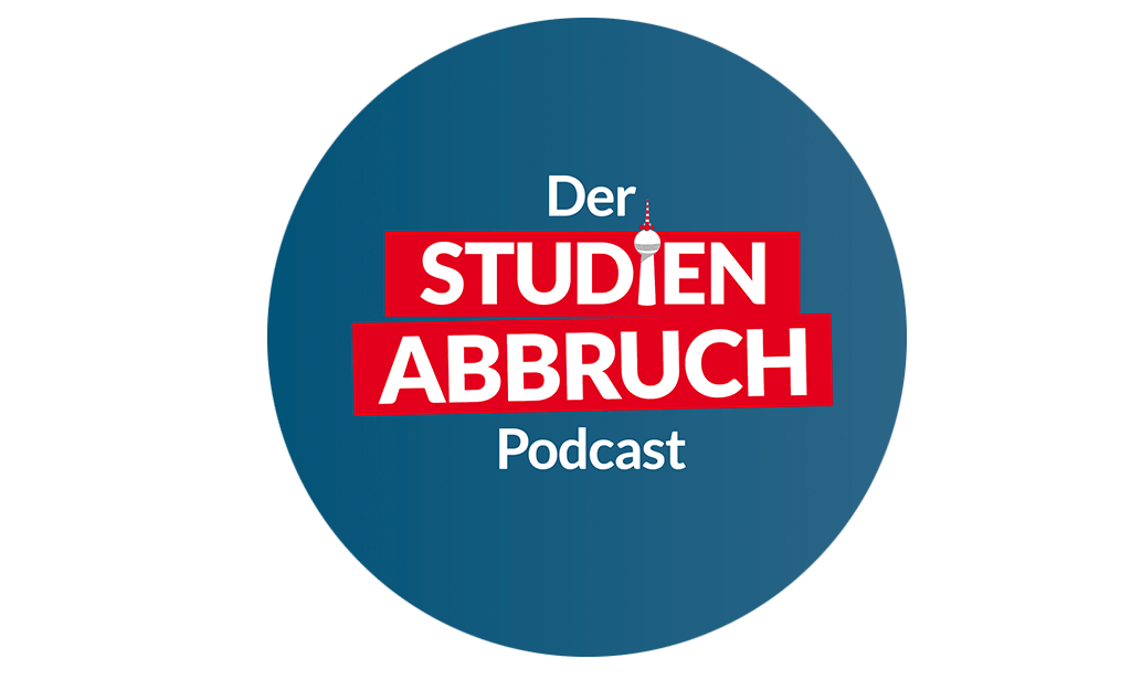 Logo Design Berlin Logo erstellen lassen Logo Designer Werbeagentur Grafiker Berlin Studien Abbruch Podcast