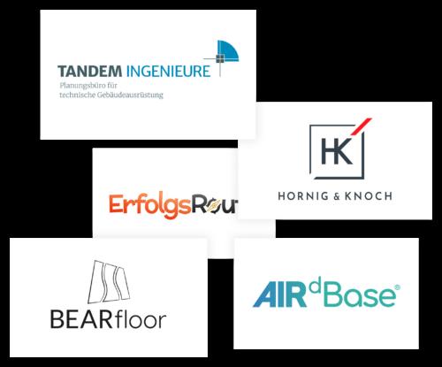 Logo erstellen lassen Grafikagentur Berlin