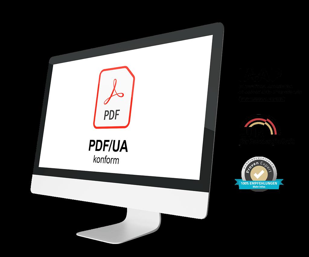 barrierefreies pdf erstellen